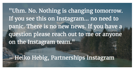 Quote from Heiko Hebig with a background of a nature reserve